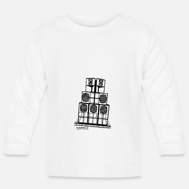 Sound System sound system - Baby Long Sleeve T-Shirt
