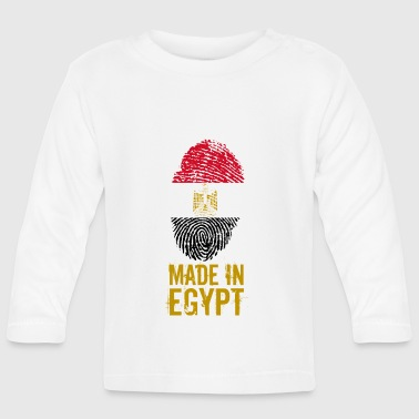 Made in Egypt / Made in Egypt مصر - T-shirt manches longues Bébé