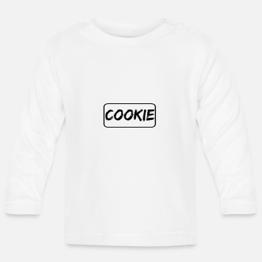 Transparent Cookie Transparent - T-shirt manches longues Bébé
