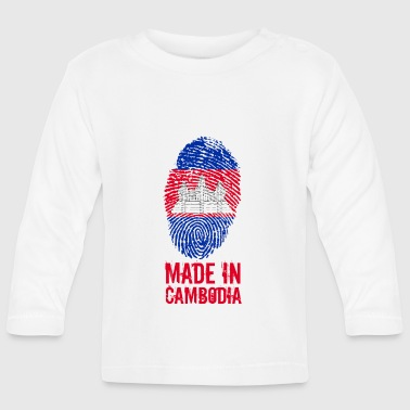 Made In Cambodge / Cambodge - T-shirt manches longues Bébé