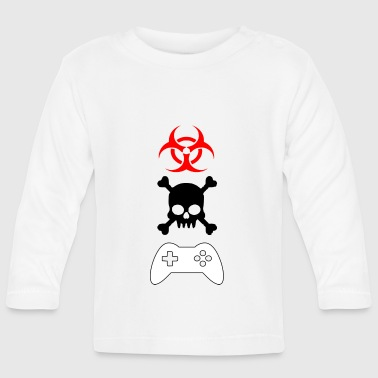 gamers gamers - Baby Long Sleeve T-Shirt