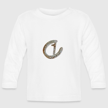 Horseshoe - 1 year - Baby Long Sleeve T-Shirt