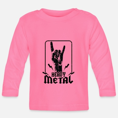 Orchestra Heavy metal - Baby Longsleeve Shirt