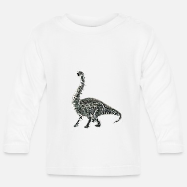 Dinosaurier Dinosaurier - Baby Langarmshirt