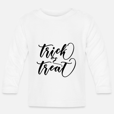 Trick Or Treat Trick or Treat - T-shirt manches longues Bébé
