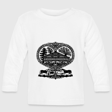 Meeting Meeting Wösch - Baby Long Sleeve T-Shirt