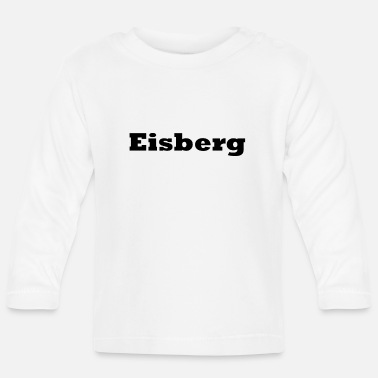 Iceberg iceberg - Baby Long Sleeve T-Shirt