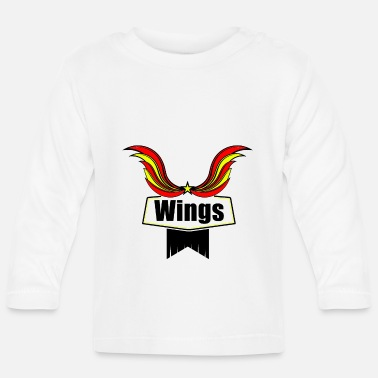 Wing Wings - Baby Longsleeve Shirt