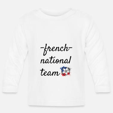 National Team French national team - Baby Longsleeve Shirt
