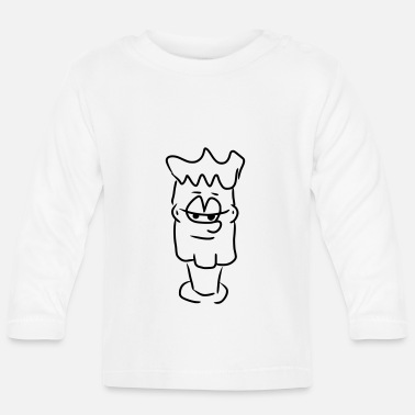 Cartoon Character Cartoon character - Baby Longsleeve Shirt
