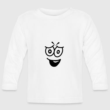 Expression Face expression - Baby Long Sleeve T-Shirt