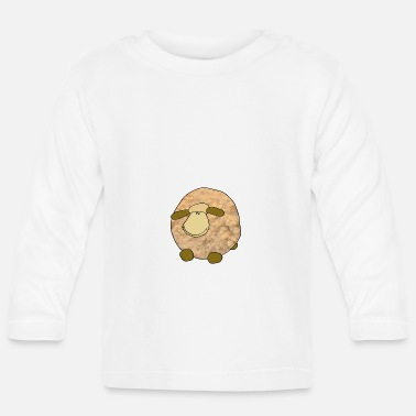 Wolle Wolle - Baby Langarmshirt