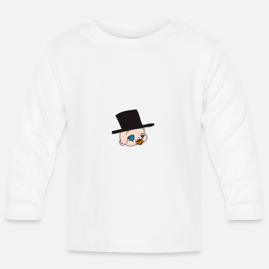 Freches Kind - Baby Langarmshirt