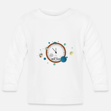 New Year's Day New Year - New Year - Baby Longsleeve Shirt