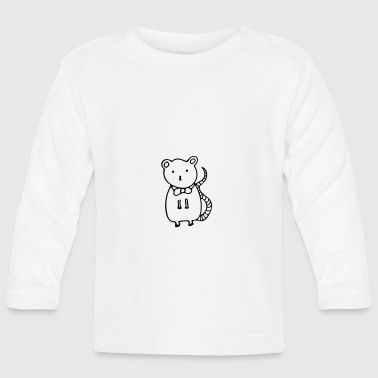 Mouse - Baby Long Sleeve T-Shirt