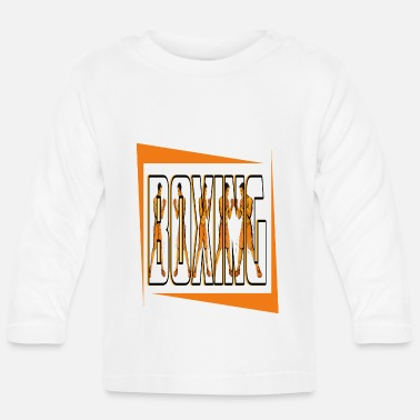 Punch boxing - Baby Longsleeve Shirt