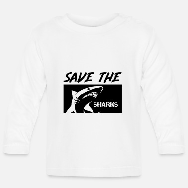 Save The Sharks Save the sharks - Baby Longsleeve Shirt