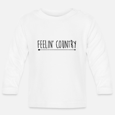 Country Music Country music - Baby Long Sleeve T-Shirt
