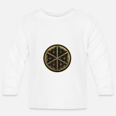 flower of Life - Baby Longsleeve Shirt