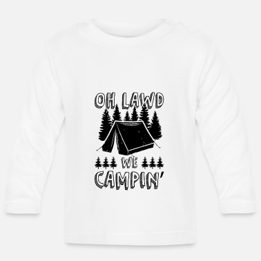 Survival Camping outdoor - Baby Longsleeve Shirt