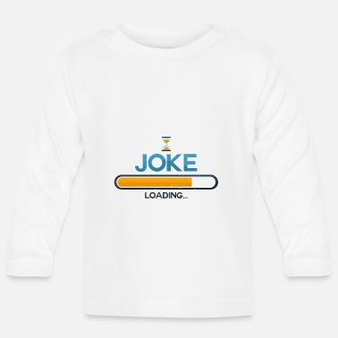 Jokes Joke - Baby Langarmshirt