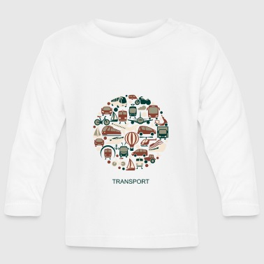 Transport transport - Baby Long Sleeve T-Shirt