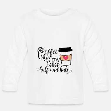 Half Half and Half - Baby Longsleeve Shirt