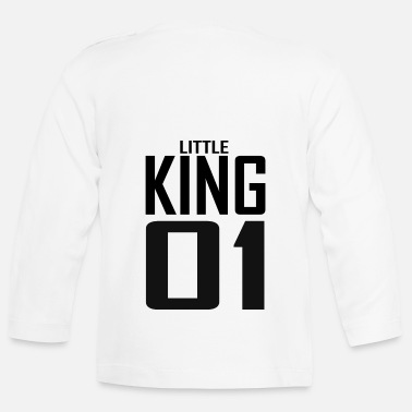 Familie LITTLE KING - Baby Langarmshirt