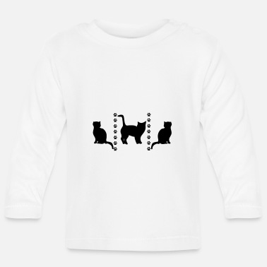 Chat chats - Baby Longsleeve Shirt