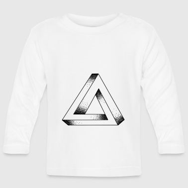 ENDLESS TRIANGLE - Baby Long Sleeve T-Shirt