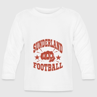 Sunderland Football Fan - Baby Long Sleeve T-Shirt
