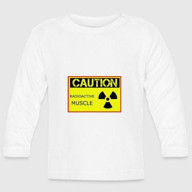 Caution Radioactive Muscle - T-shirt