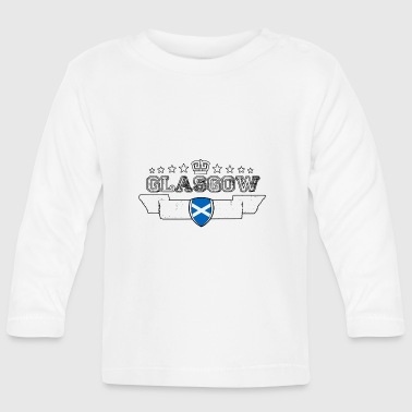 Glasgow - Baby Long Sleeve T-Shirt
