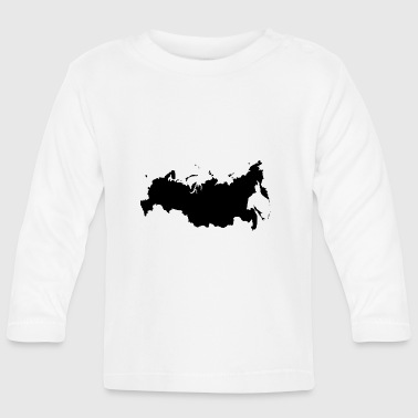 russia - Baby Long Sleeve T-Shirt