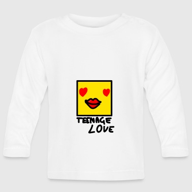 Self Picture Girl: Teenage Love - T-shirt manches longues Bébé