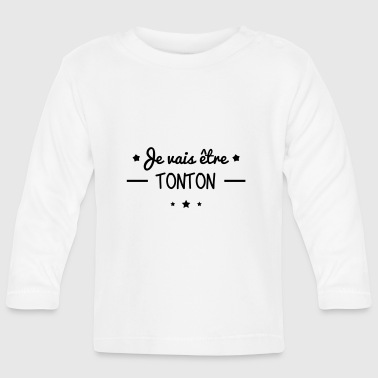 Uncle Future Uncle soon - Baby Long Sleeve T-Shirt