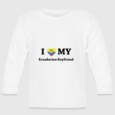 ecuador live - Baby Long Sleeve T-Shirt