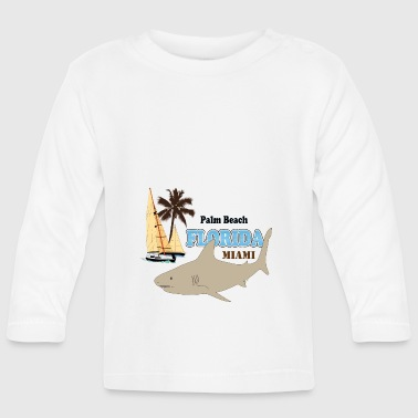 USA Florida - Baby Long Sleeve T-Shirt