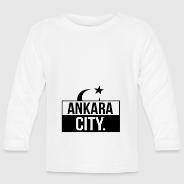 Ankara City - Camiseta manga larga bebé