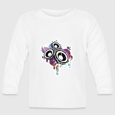 Summer Party and music best speakers gift - Baby Long Sleeve T-Shirt
