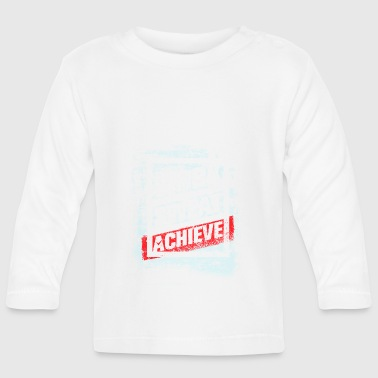 Fitness Workout Lifestyle Gym - T-shirt manches longues Bébé