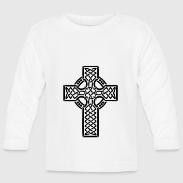 Celtic cross - Baby Long Sleeve T-Shirt
