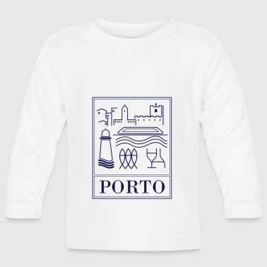 Porto collection - Baby Long Sleeve T-Shirt