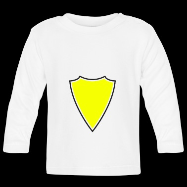 shield yellow - T-shirt