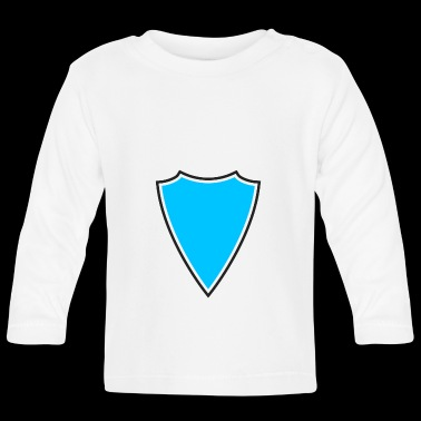 shield blue - T-shirt