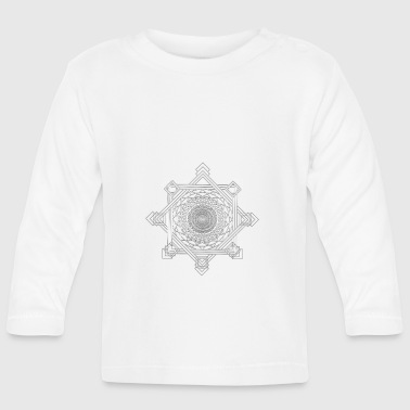 silver shield - Baby Long Sleeve T-Shirt