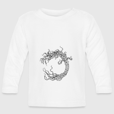 the ancient tree - Baby Long Sleeve T-Shirt