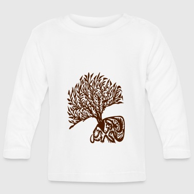 tree tribe - Baby Long Sleeve T-Shirt