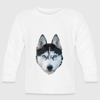 The Husky - Baby Long Sleeve T-Shirt