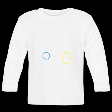 Open Eyes - Baby Long Sleeve T-Shirt